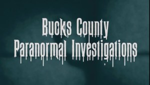Bucks County Paranormal Investigations logo