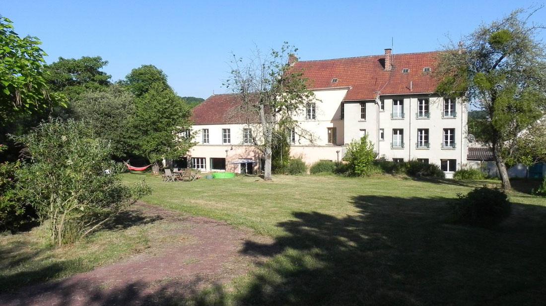 centre méditation pleine conscience - monastere source guerissante - village des pruniers