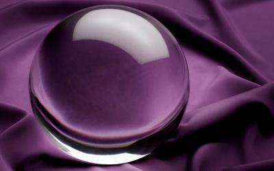 Energy Work | Purple Ball