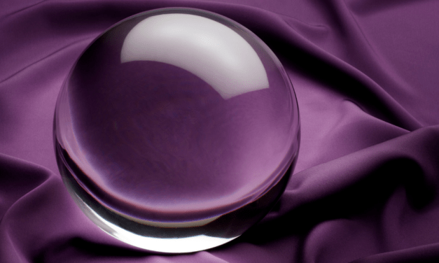 Energy Work | Purple Ball