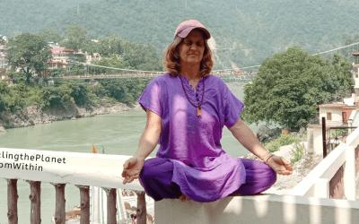 Living in Rishikesh, India