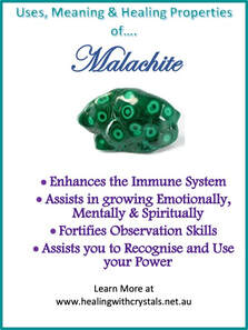 Malachite Meaning & Use: For Protection Imagination