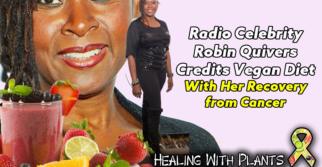 Robin Quivers Says Her Vegan Diet Was Key to Beating Cancer