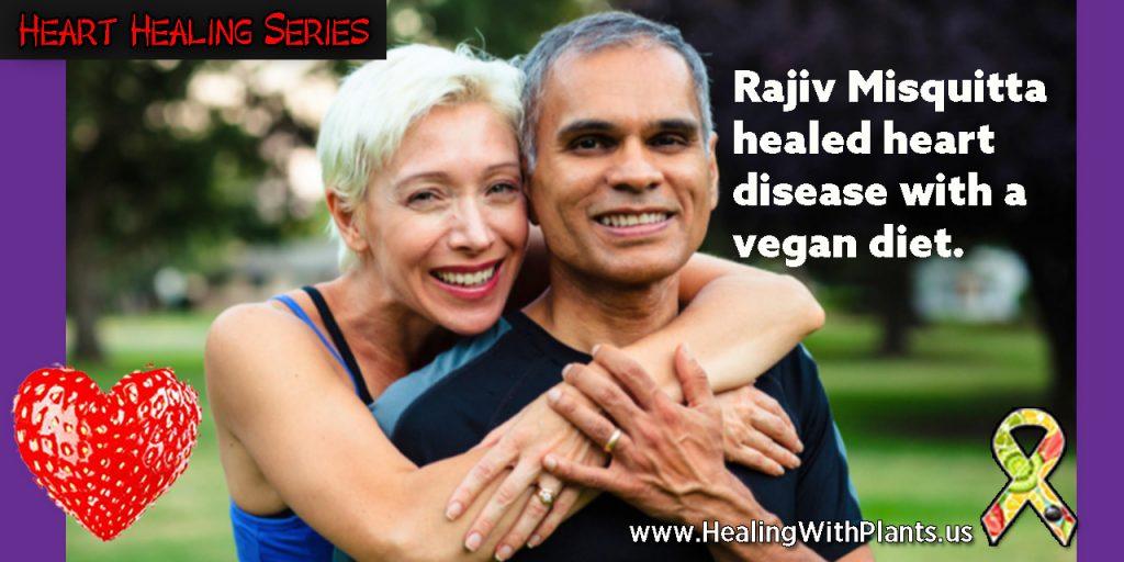 Healing heart disease story Rajiv Misquitta