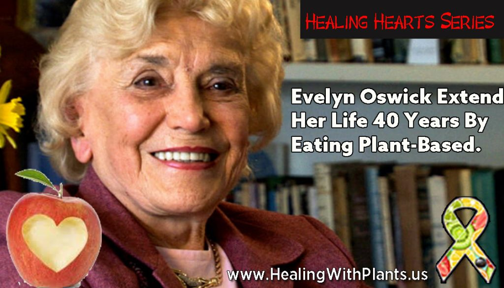 healing heart disease Evelyn Oswich
