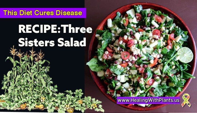 RECIPE: Three Sisters Salad