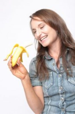 Benefits of bananas include boosting the mood.