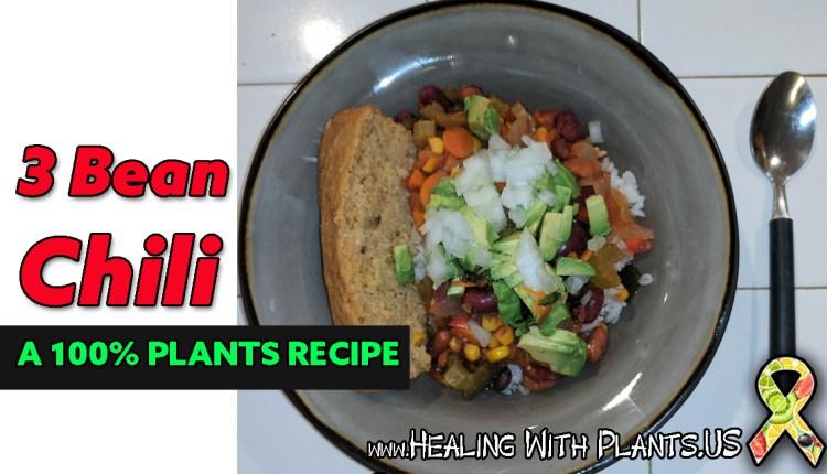 RECIPE: 3 Bean Chili