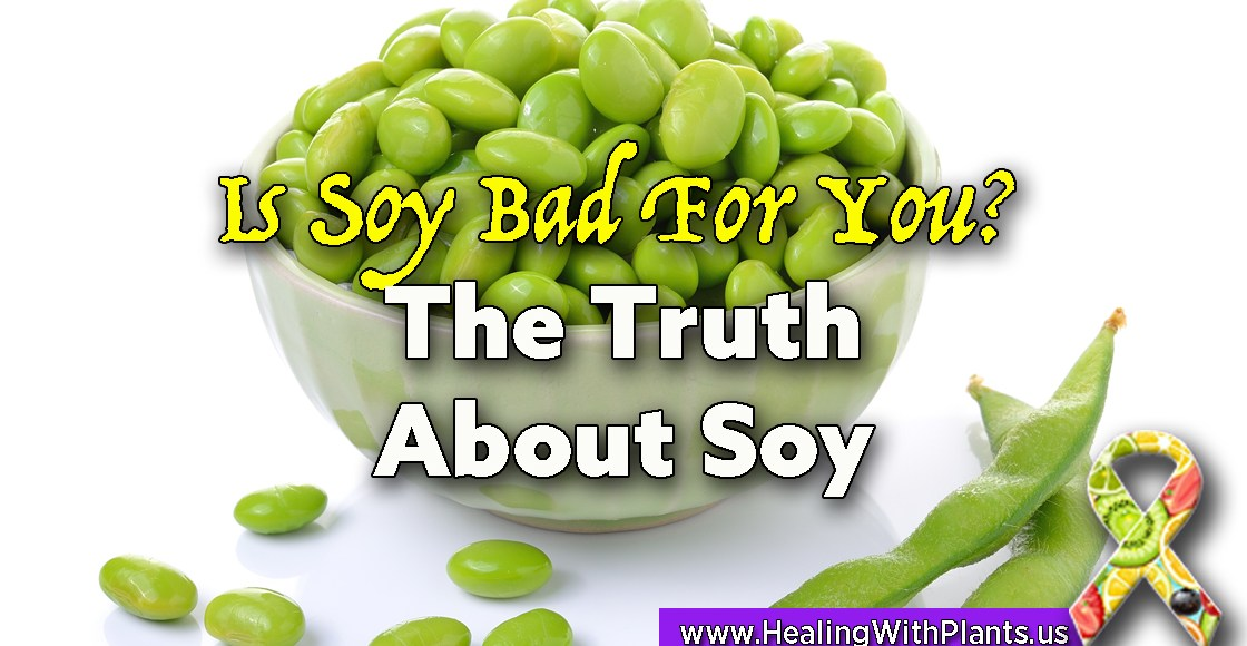 Is Soy Bad For You?: The Truth About Soy