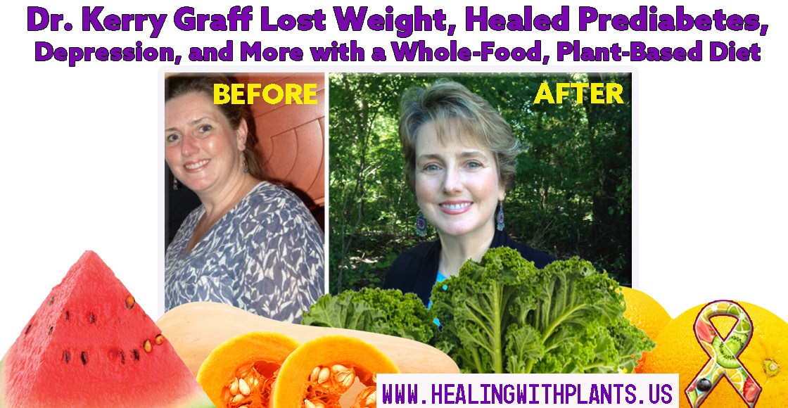 Dr. Kerry Graff's Weight Loss Secret: How She Healed Prediabetes, Depression, and More With This Diet Switch