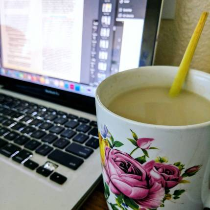 Lemongrass Tea Recipe - this tea is delicious served hot or cold.