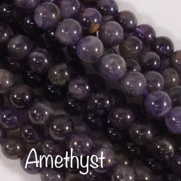 Amethyst: Connection, Humility, Transformation, Harmony, Peace