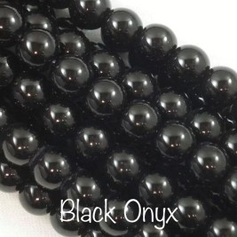 Black Onyx: Self-awareness, Grounded, Strength, Guidance, Patience