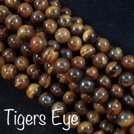 Tigers Eye: Personal Power, Courage, Confidence, Integrity, Drive
