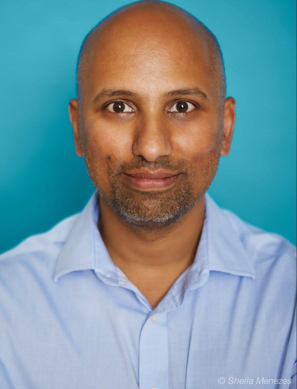 Sriram Shamasunder, MD, DTM&H
