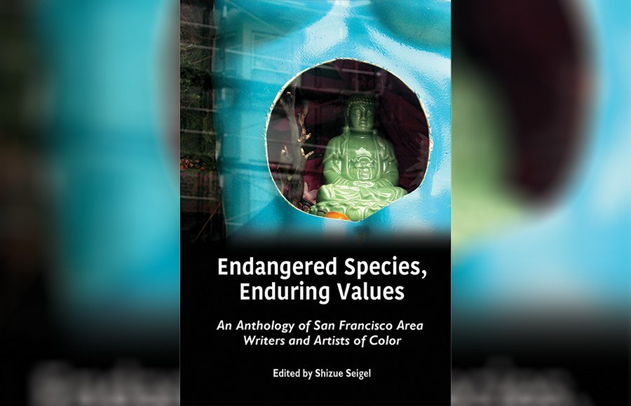 Writers of color share provocative pieces published in anthology 'Endangered Species, Enduring Values'