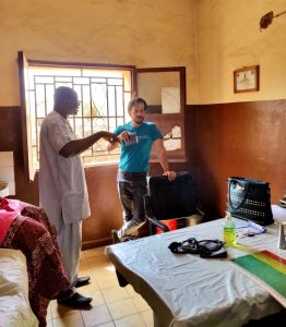 """The unexpected, life-changing lessons that came from meeting """"otherness"""" in Mali."""