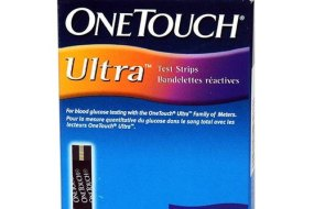 One touch Ultra Test Strips 100