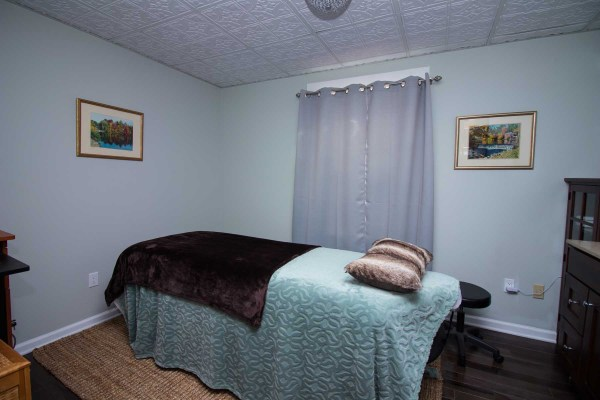Massage Room - HEAL Wellness Center and Spa