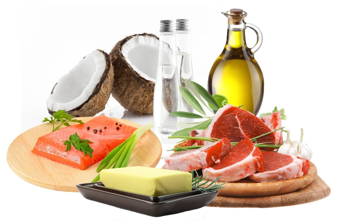 Healthy fats on keto diet