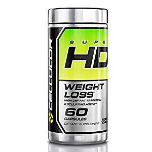 Cellucor Super HD Thermogenic Fat Burner Review