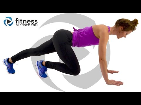 Ultimate HIIT Workout for People Who Get Bored Easily – Fat Burning HIIT Cardio Workout