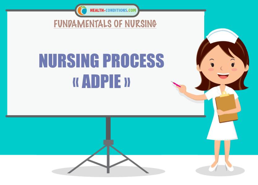 nursing process adpie guide