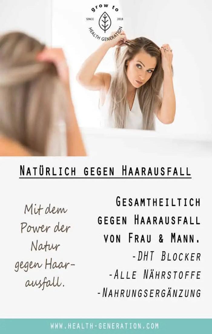 Hausmittel gegen Haarausfall