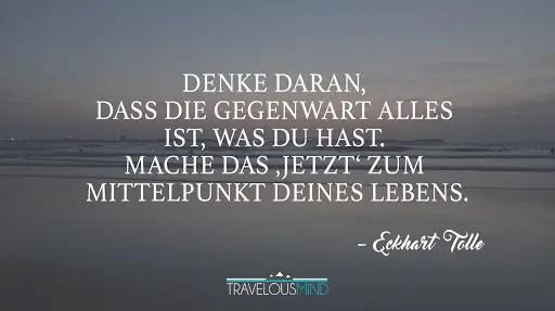 Eckhart Tolle Zitate