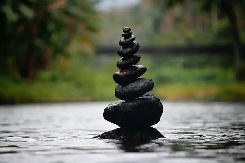 Zur Ruhe kommen im Leben Tippe Meditation