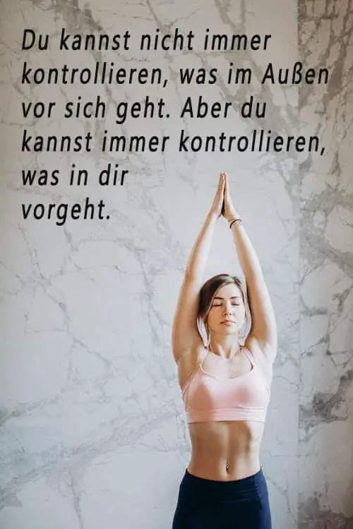 Yoga Sprüche Zitate