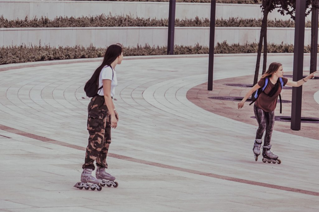 RollerBlading, or rollerskating is an effective method to transform into a new you.