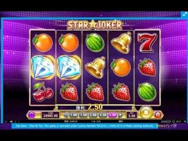 #オンラインカジノ#ベラジョンカジノ【Star Jokerをプレーしてみた】