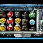 #オンラインカジノ#ベラジョンカジノ【Wild O Tron 3000をプレーしてみた】