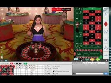 【188betカジノ】ライブカジノVIPスイート  ルーレットプレイ動画