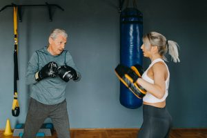 Boxing therapy can reduce the risk of falls in people with Parkinson's disease