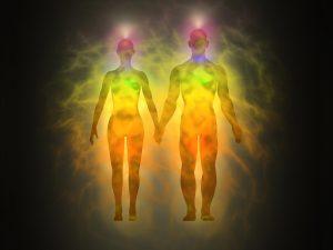 Human Body Metabolism Energy Concept