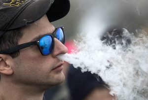 The FDA clears the sale of Vuse vapor products, a first for the e-cigarette industry