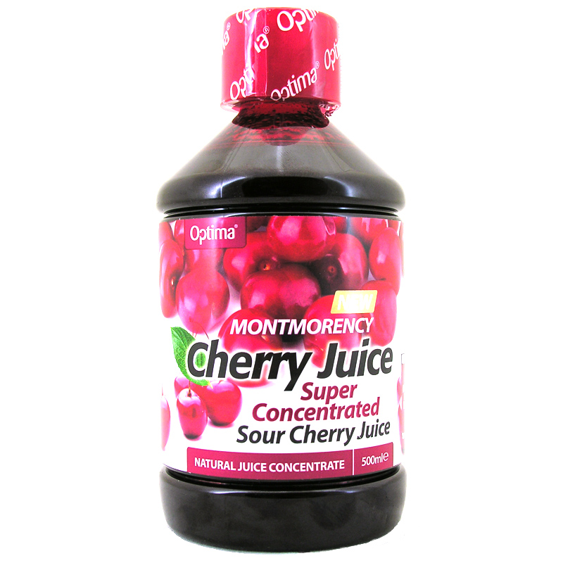 Optima Montmorency Cherry Juice Super Concentrated 500ml ...