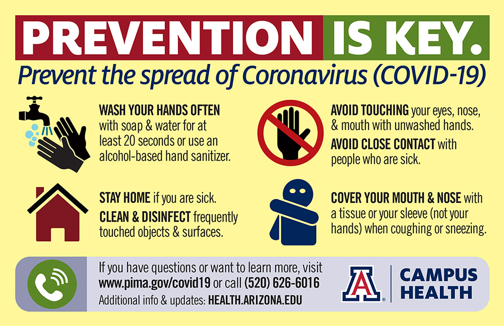 Coronavirus (COVID-19) Information | The University of Arizona ...