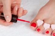 give toenails