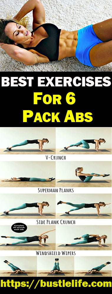 BEST EXERCISE FOR 6 PACK ABS