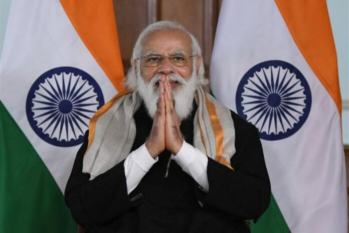 PM lays Foundation Stone of AIIMS at Rajkot