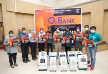 SCSC & Cyberabad Police launched O2 Bank in collaboration with Breath India EO & Alai NGOs