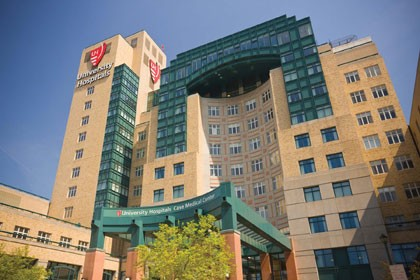 University Hospitals Case Medical Center, Cleveland, Ohio, Best Hospitals, Honor Roll