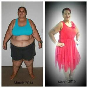 Cheryl Edwards Weight Loss Transformation