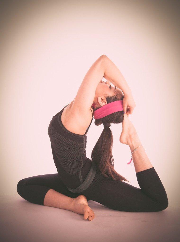 gymnastics, yoga, workout