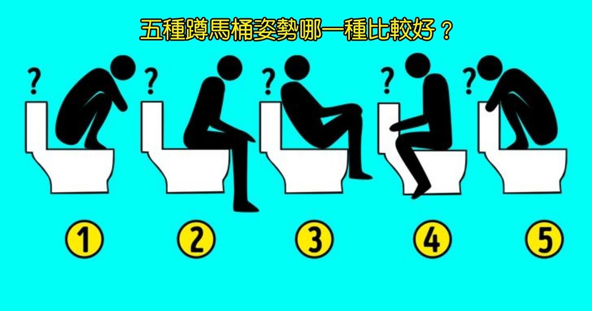 You are currently viewing 5種使用馬桶的姿勢可能會給我們帶來的影響:哪個更有利於排便?