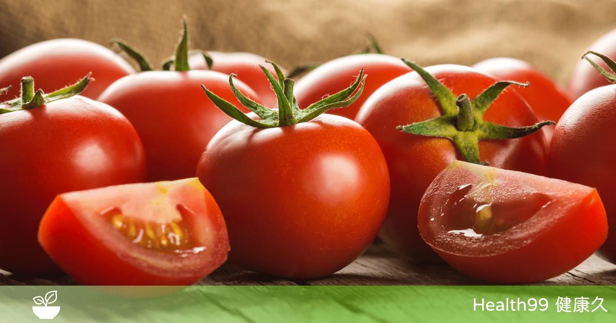 You are currently viewing 【飲食營養】番茄的功效與作用!常吃番茄有這些好處你知道嗎?