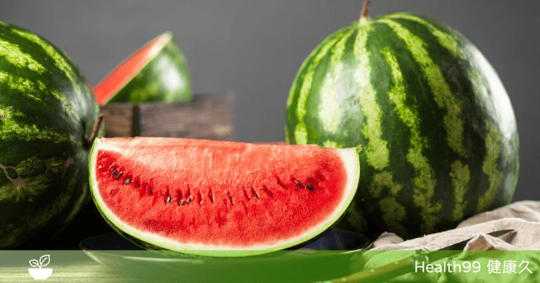 Read more about the article 【飲食營養】西瓜的功效與作用!超富含水分的營養價值及禁忌,你應該了解!